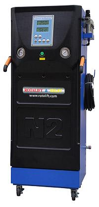 FS-6000N reciclador de nitrogeno