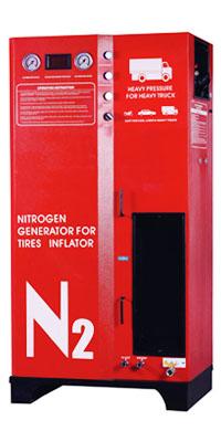 nitrogeno de camión