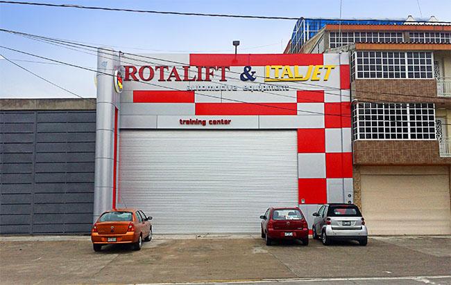 rotalift puebla