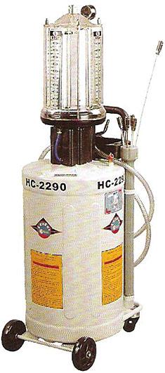 aspirador de aceite