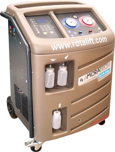 reciclador de aire acondicionado